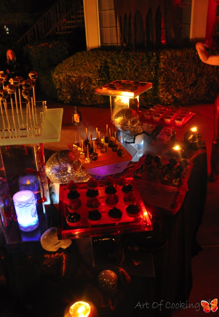 Halloween Party Cocktail Special Event Planning And