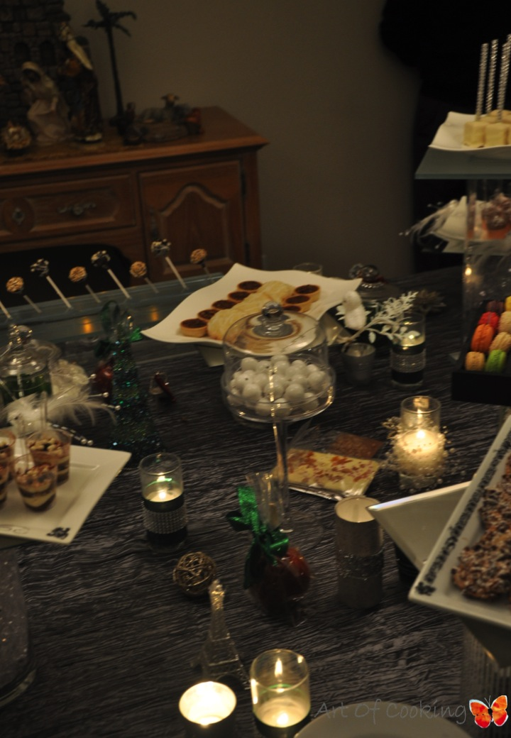 Christmas party dessert station special event planning for Desserts to take to a christmas party